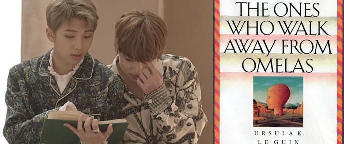 9 músicas do BTS que foram inspiradas na literatura!