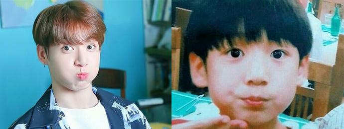 Essas fotos do Baby JungKook são as mais fofas que você verá hoje! 💕