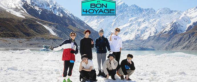 BTS Bon Voyage S04E8: Nossas luzes brilhantes