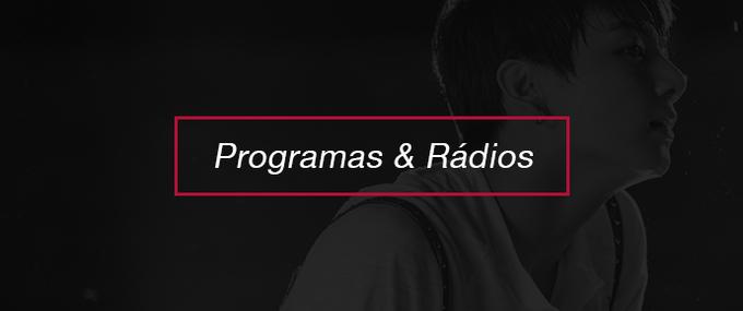 Programas de rádios