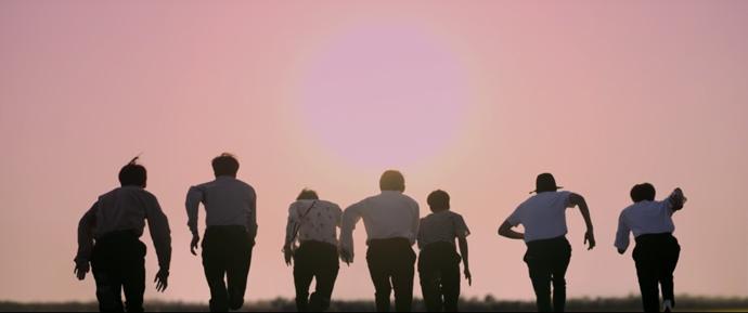 O BTS diz que reconhece similaridades entre eles e o elenco do 'Running Man'