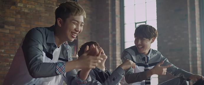 🎥 MV Oficial da campanha 'Família' da SMART com BTS e GFriend