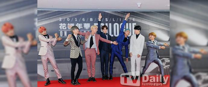 📷 Coletiva de imprensa @ BTS 화양연화 On Stage: Epilogue
