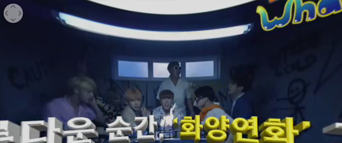 🎥 Entrevista do BTS para a KBS (Câmera 360º)