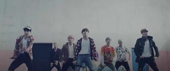 BTS 'Fire' chega a 10 milhões de visualizações no YouTube