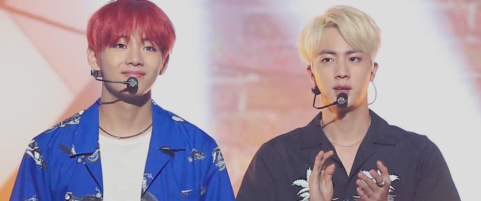 📷 BTS @ Music Core