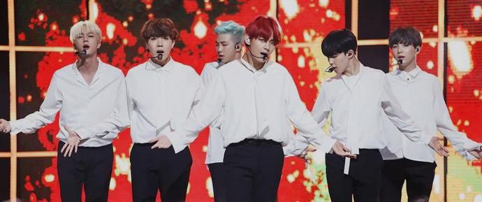 📷 BTS @ M! Countdown