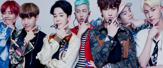 📷 BTS @ Inkigayo