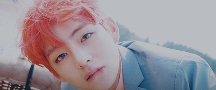 Internautas afirmam que V do BTS é o definitivamente o melhor ídolo em fanservice nos fansigns!