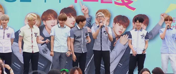 🎥 BTS @ Smart School Uniform Event