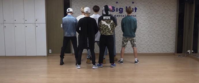 [BANGTAN BOMB] Dance Practice 'Baepsae' (흥 ver.)