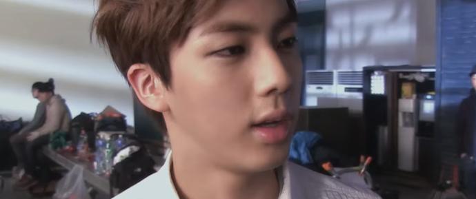 🎥 BANGTAN BOMB Especial 6 – Prática do Jin antes da gravação
