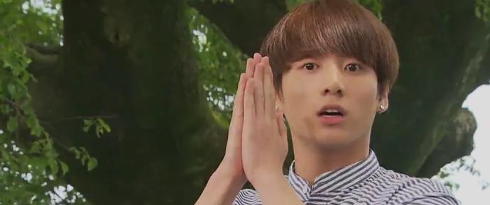 """🎥 Teaser do """"Flower Crew"""" com o JungKook"""