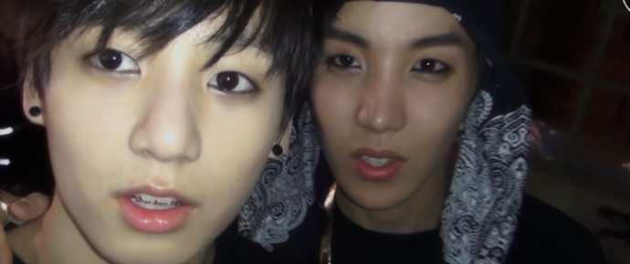 🎥 BANGTAN BOMB Especial 3 – J-Hope & JK na gravação do MV