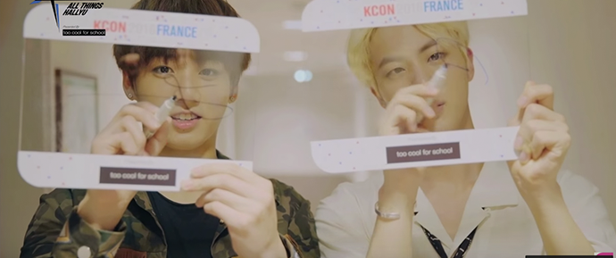 🎥 Message From KCON com BTS