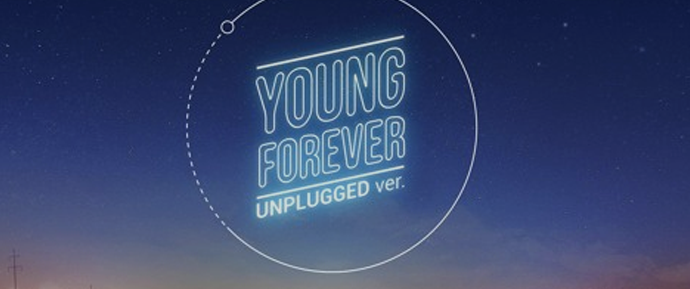 [#BTSFESTA2016] Young Forever (Unplugged Ver.)