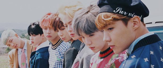 "Veja o Making-Of do MV ""Young Forever"" do BTS"