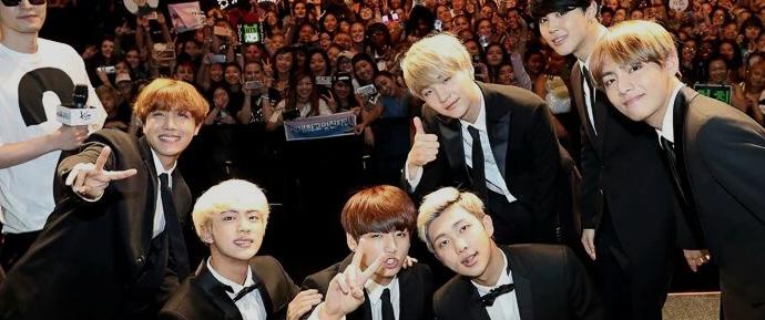 O BTS prova porque foi o principal artista na KCON NY