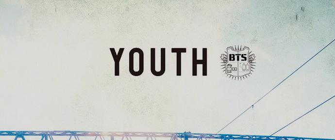 📷 V para as fotos promocionais do 2º álbum japonês 'YOUTH'