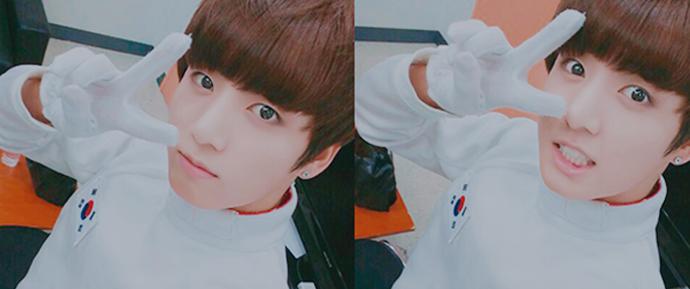 A identidade de Fencing Man é revelada… e é o JungKook!