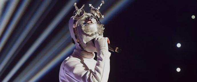 [FOTOS] 15.08.16 – Jungkook durante o King of Masked Singer