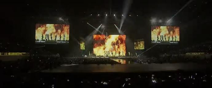 [VÍDEO] 15.09.16 – 'FIRE' @ Show Champion em Manila