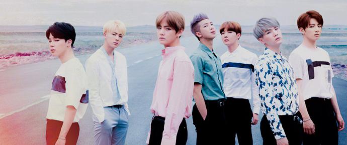 "BTS fala sobre comeback e ""Infinite Challenge"""