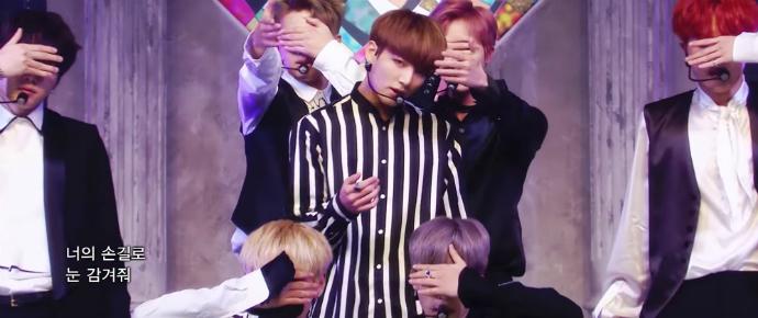 """🎥 """"Blood, Sweat & Tears"""" @ Music Core"""