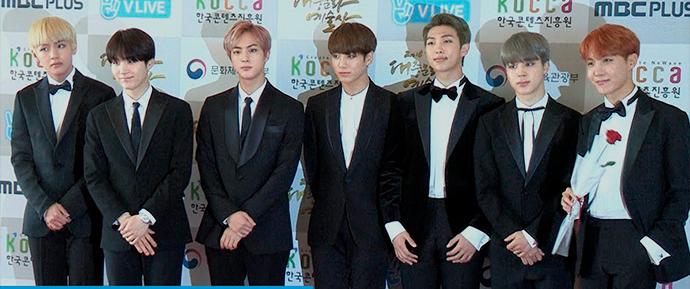 🎥 BTS @ Korean Popular Culture & Arts Awards 2016