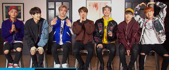 🎥 BTS para a Yes! Top News