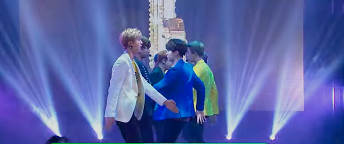 "🎥 ""Am I Wrong"" @ Music Core"