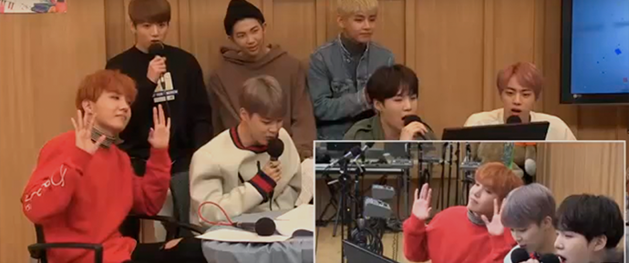 🎥 BTS @ Cultwo Show