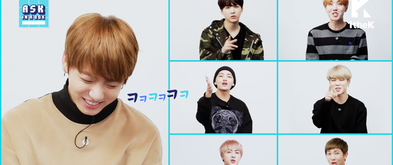 """🎥 ASK IN A BOX: BTS """"Blood Sweat & Tears"""""""