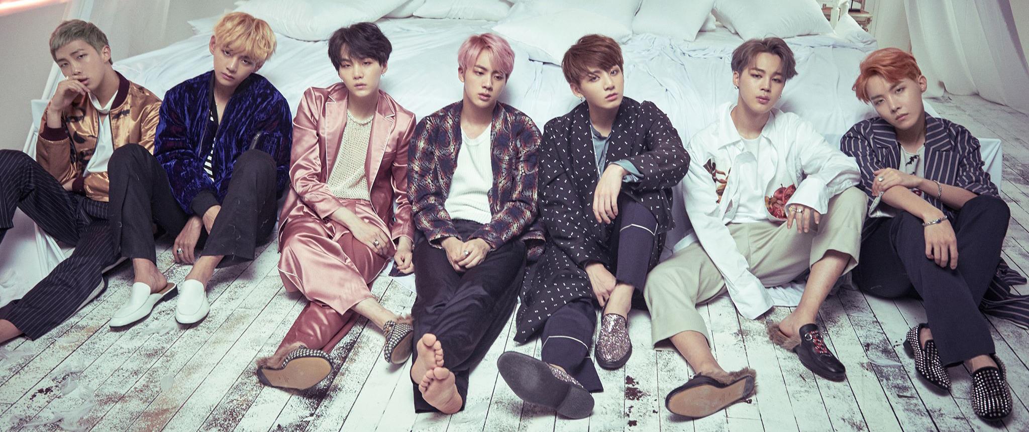 """🎥 M!Countdown: Fancam do MPD, de cada integrante do BTS durante a apresentação de """"Blood, Sweat & Tears"""""""