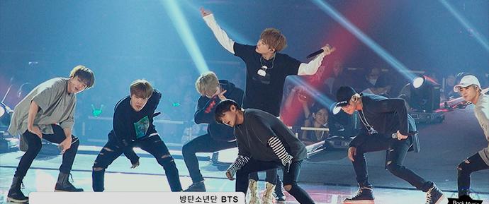 🎥Dope @ K-POP World Festival em Changwon