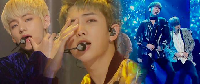 "🎥 ""Blood, Sweat & Tears"" @ Inkigayo"