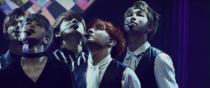 🎥 MBCentertain postou fancams do Music Core!