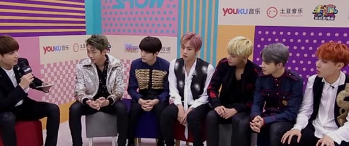🎥 BTS no 'Concurso de derramar lágrimas' do The SHOW