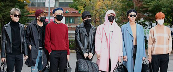 📷 BTS @ Music Bank