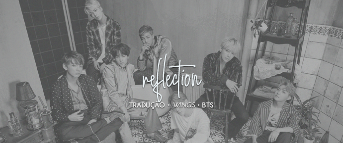 [LETRA] Reflection – RM