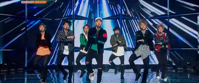 "🎥 ""21st Century Girl's"" @ Music Bank"