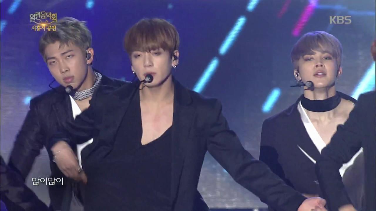 """🎥 """"Blood, Sweat & Tears"""" @ KBS1 Open Concert"""