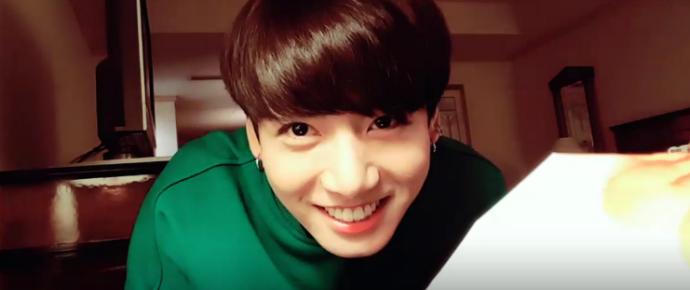 [VÍDEO] 29.11.16 – V App – BTS Live : JK 🐰