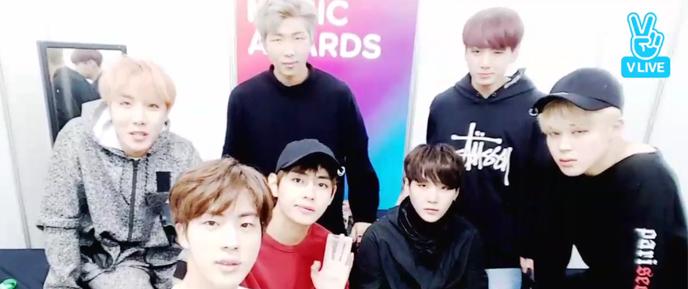 [V APP] 19.11.16 – BTS Live