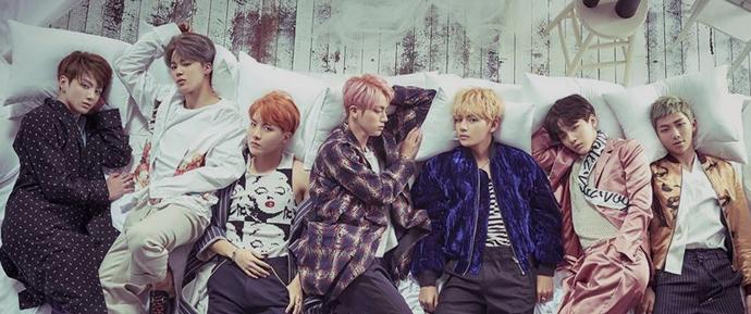 Como o BTS quebrou o record do K-Pop em um chart dos EUA