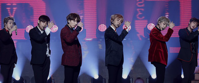📷 27.12.16 – BTS @ Music Core
