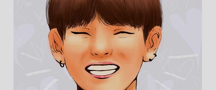 [#HappyTaehyungDay] Feliz aniversário, V!