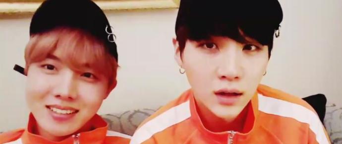 [VÍDEO] 30.11.16 – V App – BTS Live : SOPE 👨❤️👨