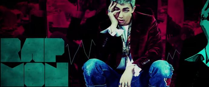 [VÍDEO]  24.01.17 – V App – BTS Gayo – track 10