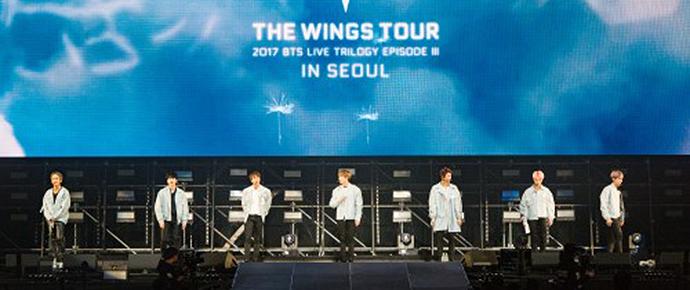 """Quer saber por que o BTS é tendência? Assista a """"The WINGS Tour"""""""